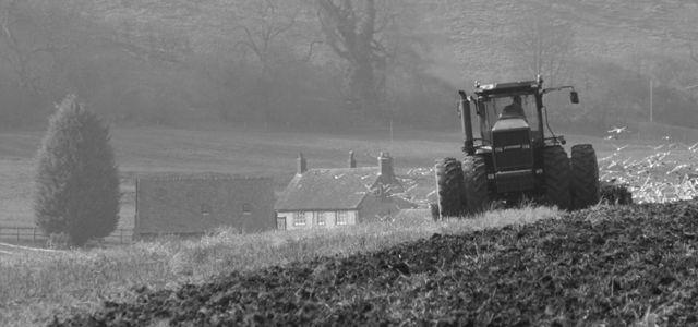 Angmering Park Estate farm tractor