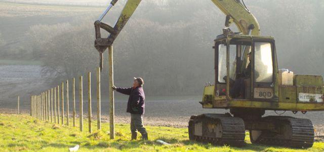 Angmering Park Estate maintenance